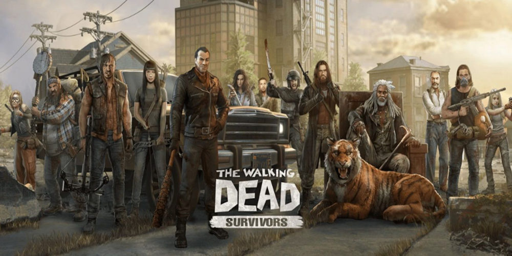 تاریخ انتشار The Walking Dead: Survivors