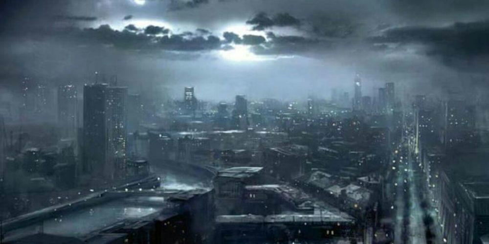 ساخت سریال The World of Darkness