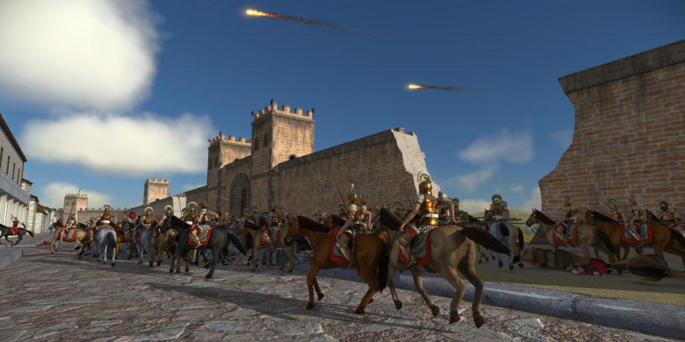 سیستم مورد نیاز Total War: Rome Remastered