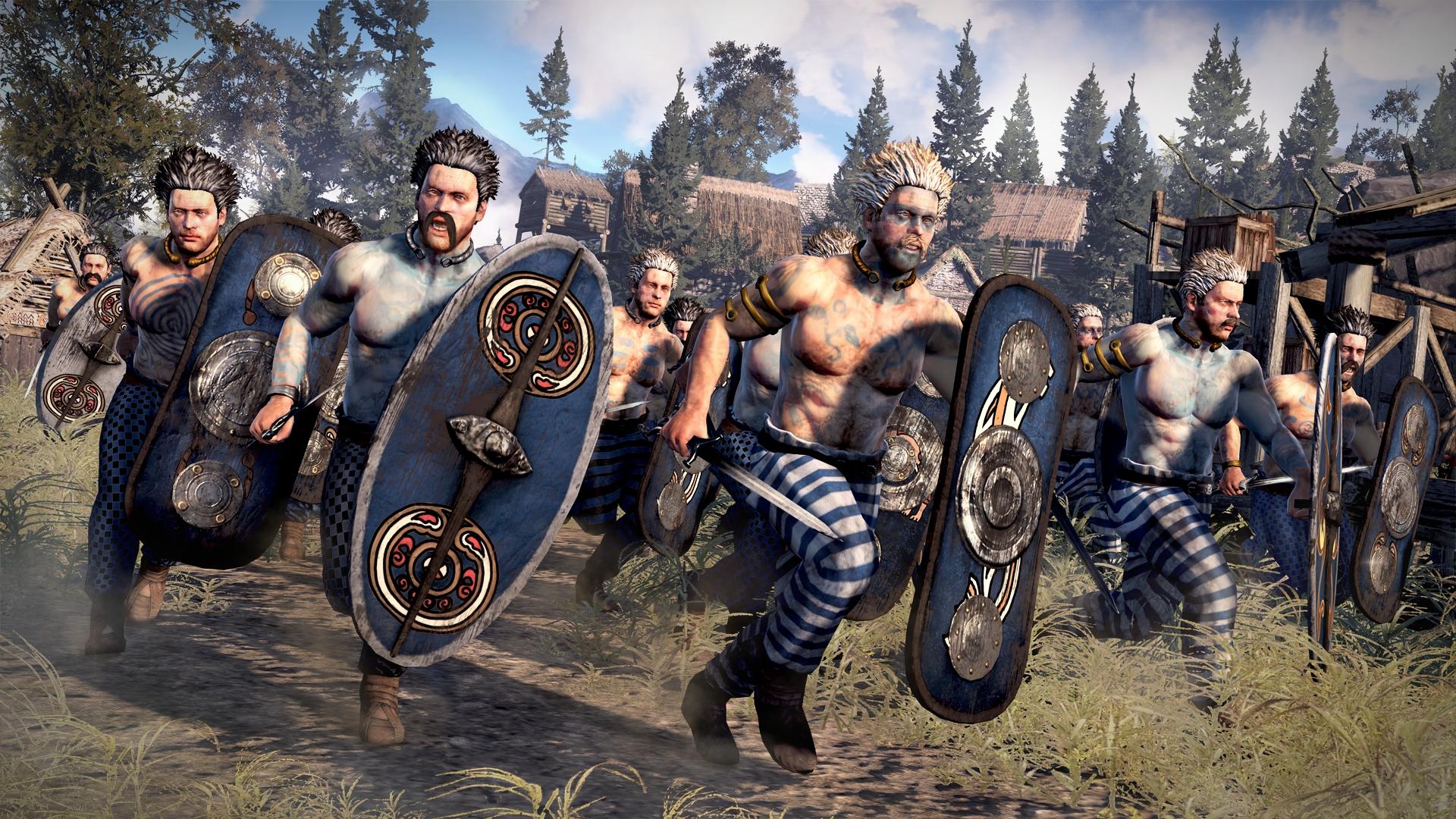 تریلر بازی Total War: Rome Remastered