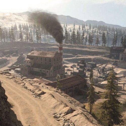 نقشه جدید بازی Call of Duty: Warzone