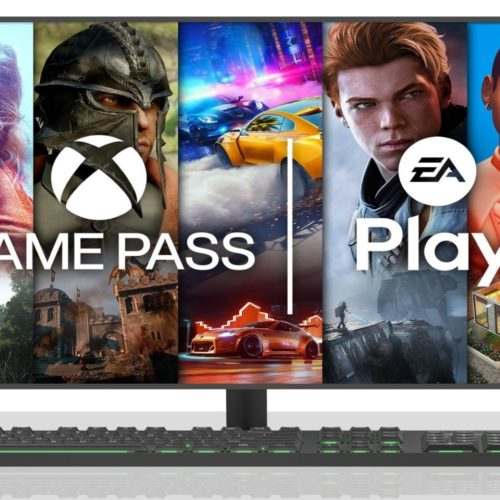 Xbox Game Pass and Electronic Arts