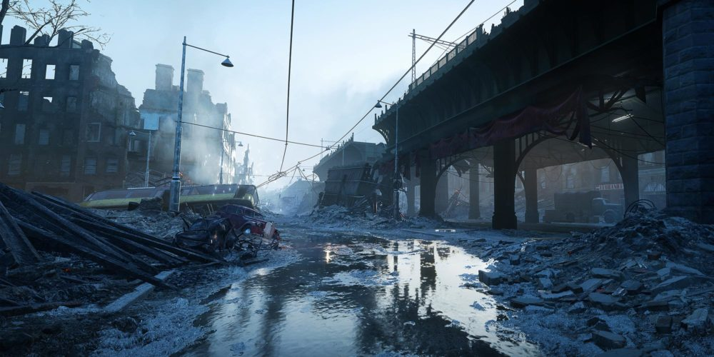 بخش چندنفرهی Battlefield 6