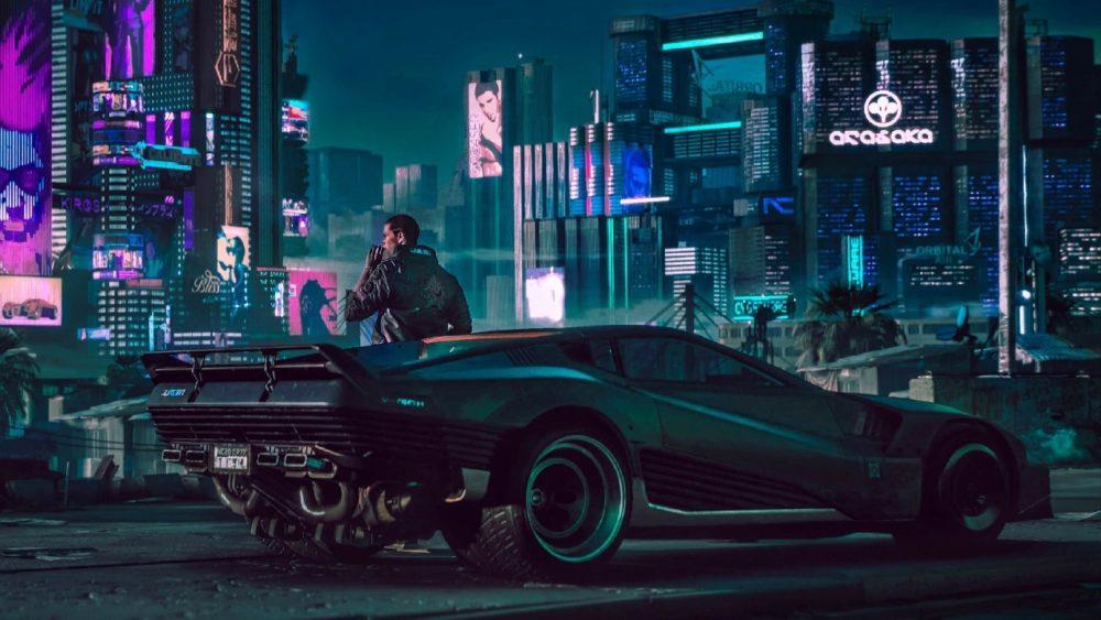 نسخه نسل نهم Cyberpunk 2077