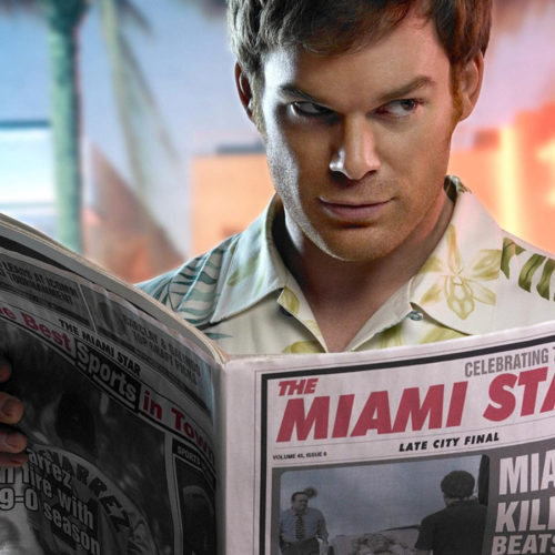 دومین تیزر فصل نهم Dexter