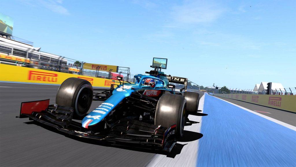 سیستم مورد نیاز F1 2021