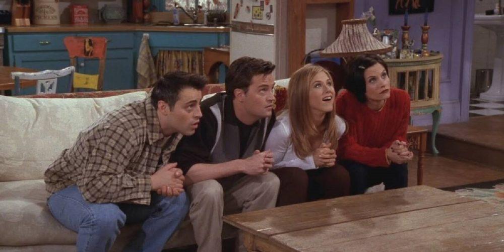 زمان فیلمبرداری قسمت ویژهی سریال Friends
