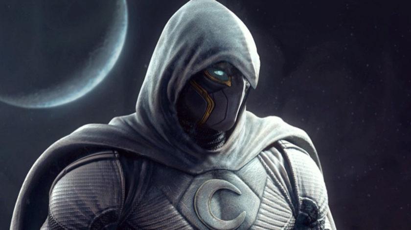 کامیک جدید Moon Knight