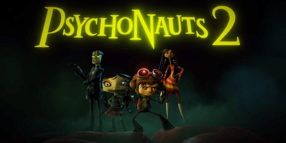 روند ساخت Psychonauts 2