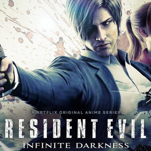 ماه انتشار Resident Evil: Infinite Darkness