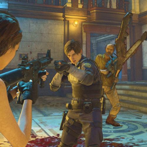 بتای Resident Evil Re:Verse
