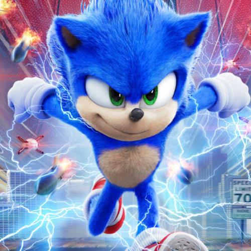 تصاویر پشت صحنه Sonic the Hedgehog 2