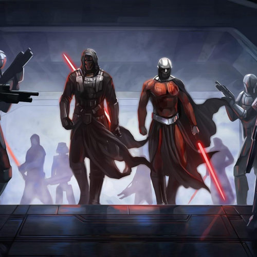 بازی Star Wars: Knights of the Old Republic