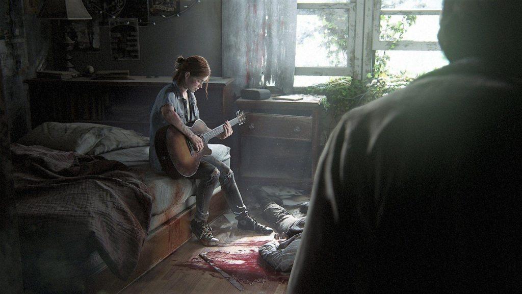 جوایز بهترین بازی سالانه بازی The Last of Us Part 2
