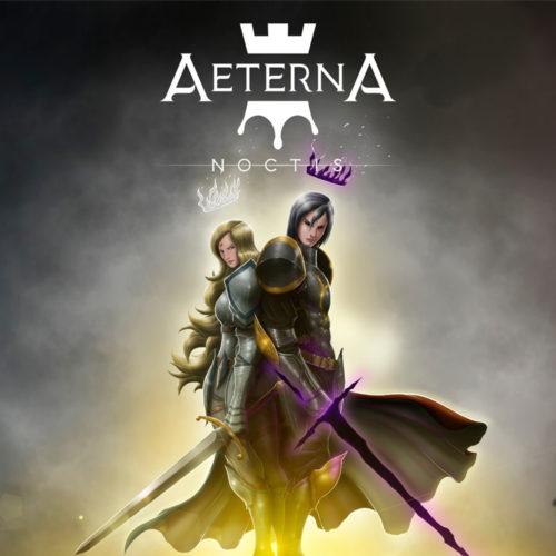 بازی Aeterna Noctis در پلی استیشن