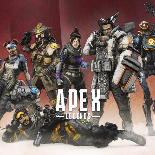 سریال احتمالی Apex Legends