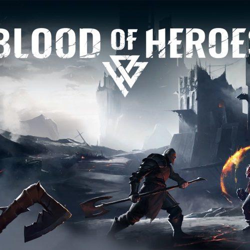 بازی جدید Vizor Games با نام Blood of Heroes