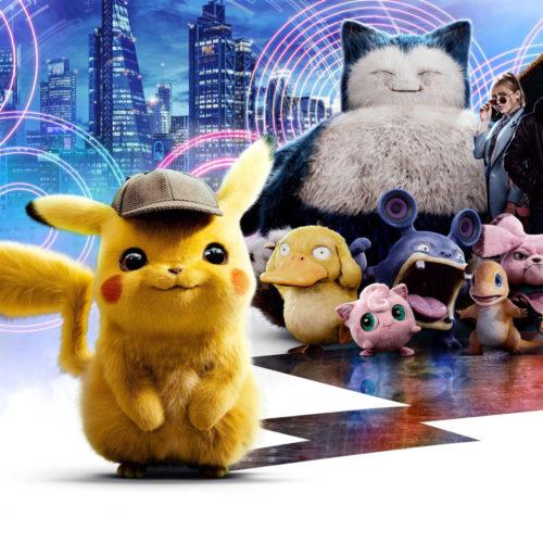 روند ساخت Detective Pikachu 2
