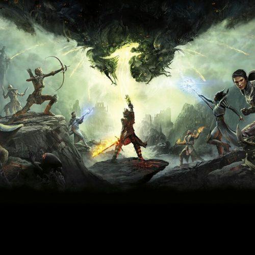 تصویر بازی Dragon Age 4 - نگهبان خاکستری