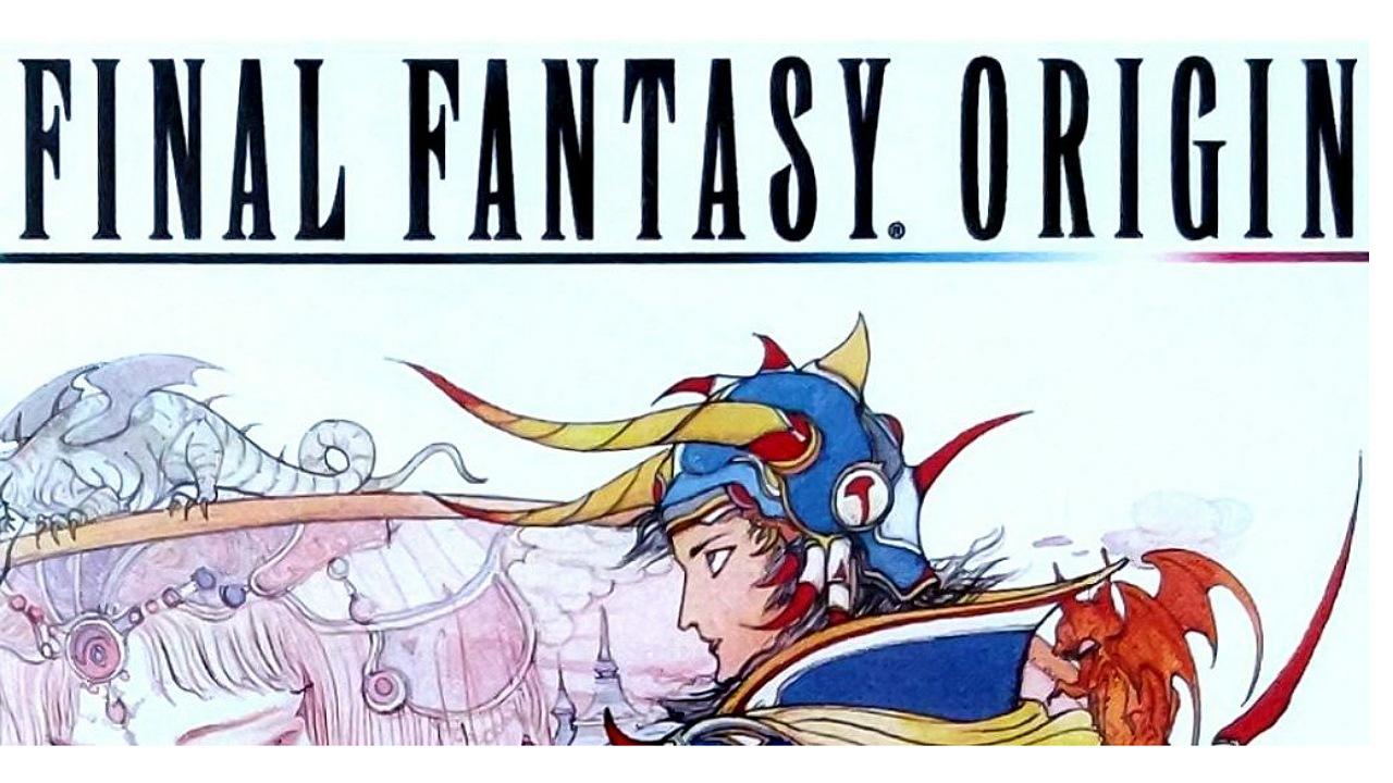 بازی جدید Final Fantasy Origin