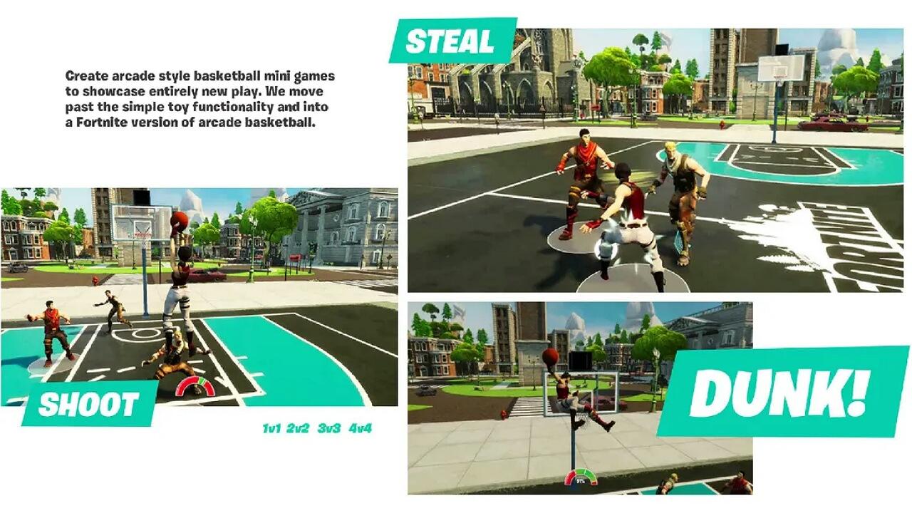 رویدادهای بازی Fortnite