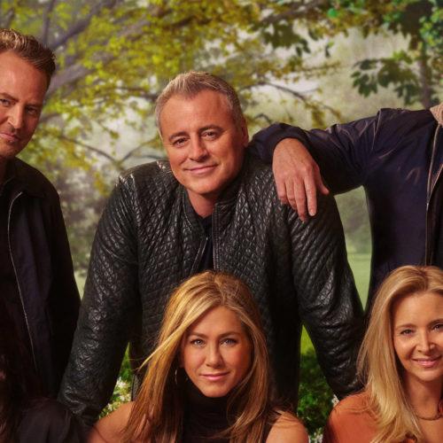 فیلم Friends: The Reunion