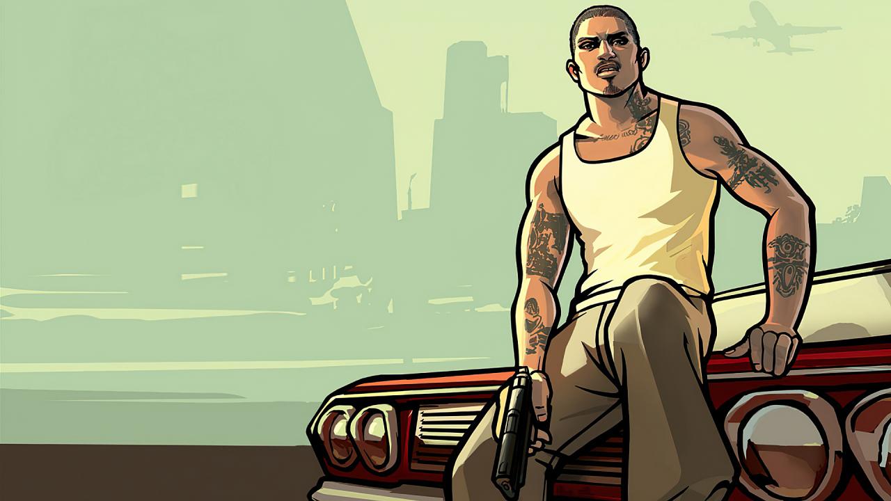 بازی های سری GTA