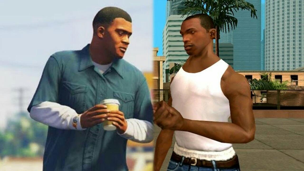 شخصیت فرانکلین - بازی GTA V