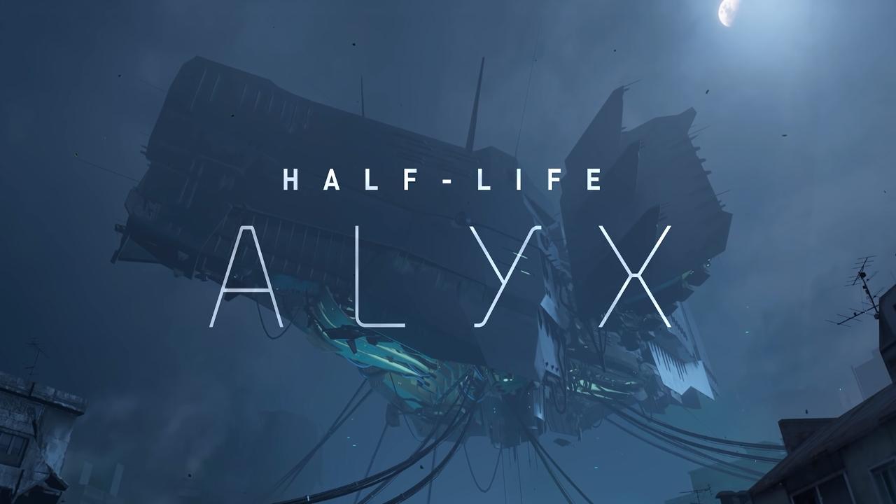 احتمال انتشار Half Life Alyx در پلی استیشن