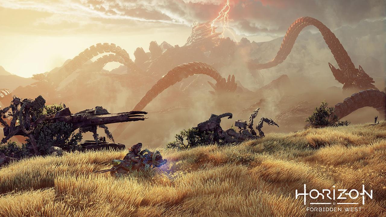 تصویری از بازی Horizon Forbidden West