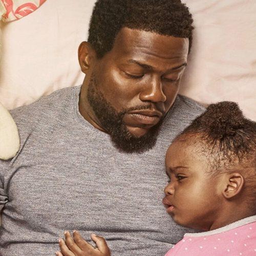 کوین هارت در فیلم Fatherhood