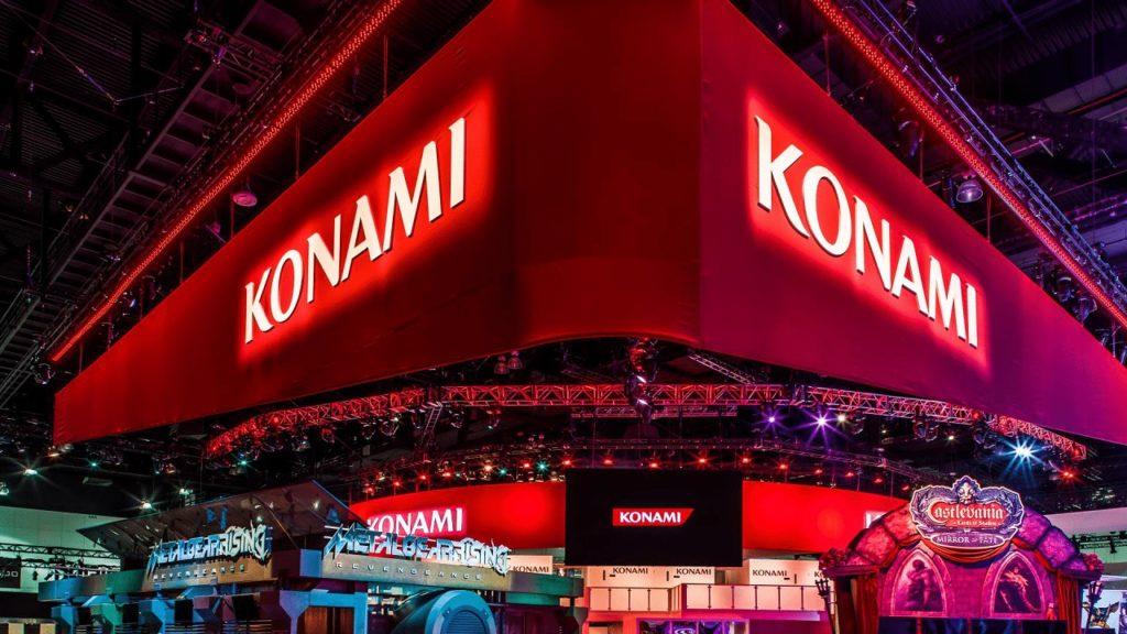 کونامی در مراسم E3 2021