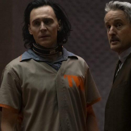 تصویر جدید سریال Loki