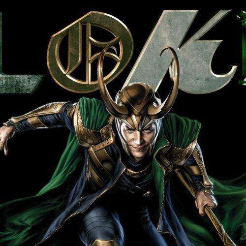 پوستر جدید Loki