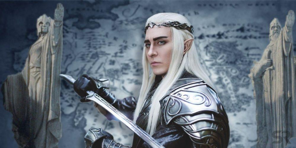 فصل اول سریال Lord of the Rings