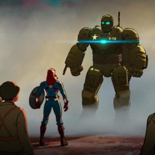 ماه انتشار Marvel's What If