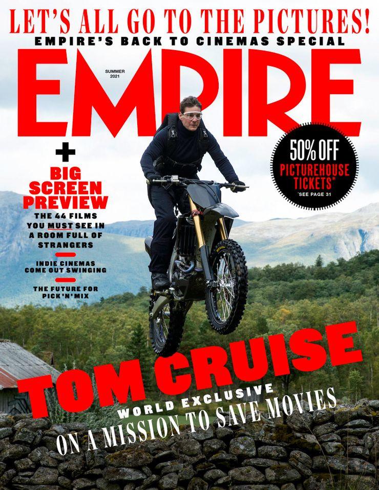 موتور سواری تام کروز