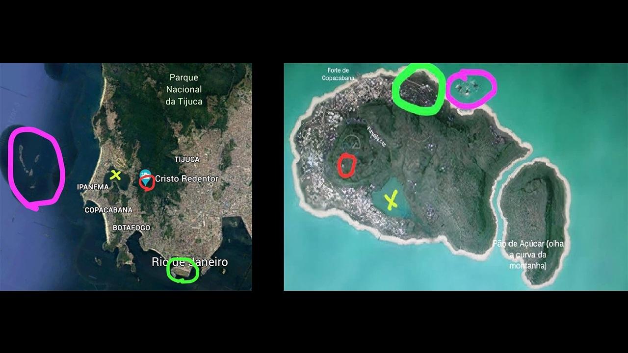شهر ریو دو ژانیرو در بازی GTA