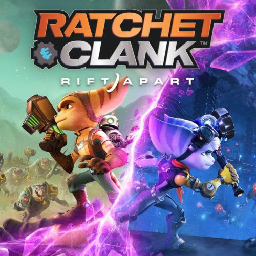 ساخت Ratchet & Clank: Rift Apart