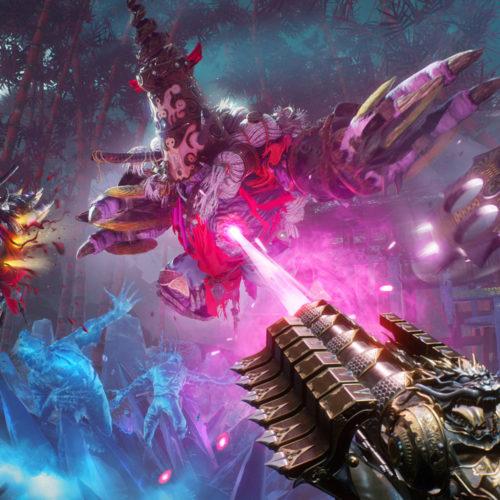 مرحله Doomsday Device بازی Shadow Warrior 3
