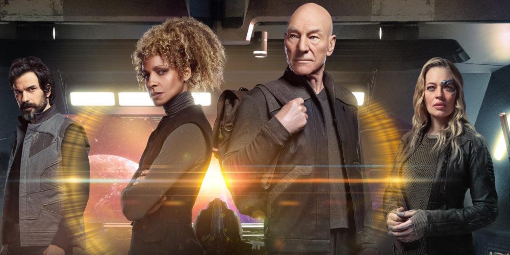 روند ساخت فصلهای دوم و سوم Star Trek: Picard