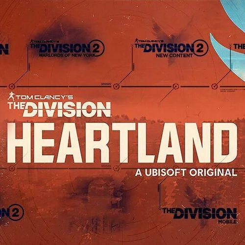 بازی The Division Heartland