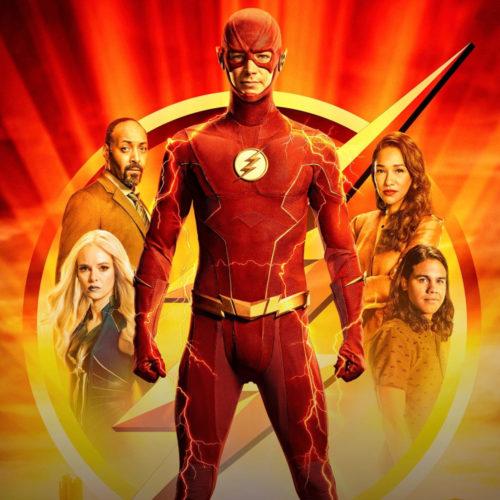 تصاویر پشت صحنه فصل هفتم The Flash