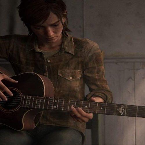 شخصیت الی در بازی The Last of Us Part II