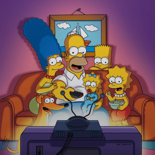 نویسنده The Simpsons