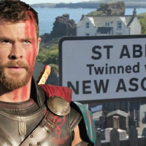 جدیدترین تصاویر Thor 4