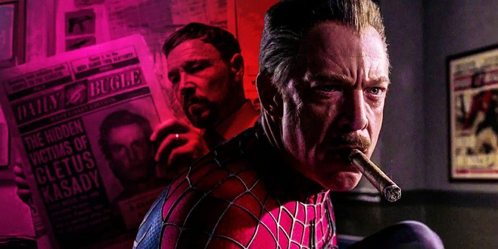 مرد عنکبوتی در Venom 2