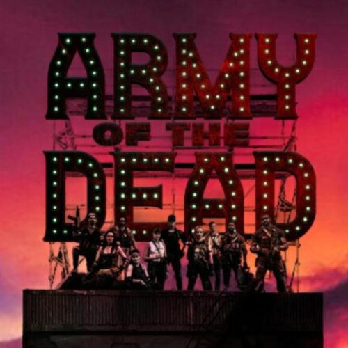 بررسی نما به نما تریلر Army of the Dead