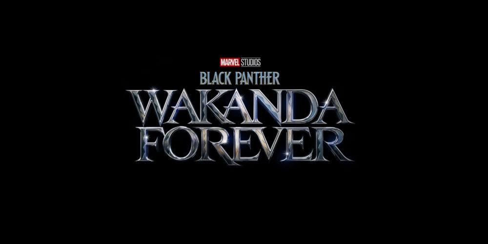 لوگو رسمی Black Panther 2