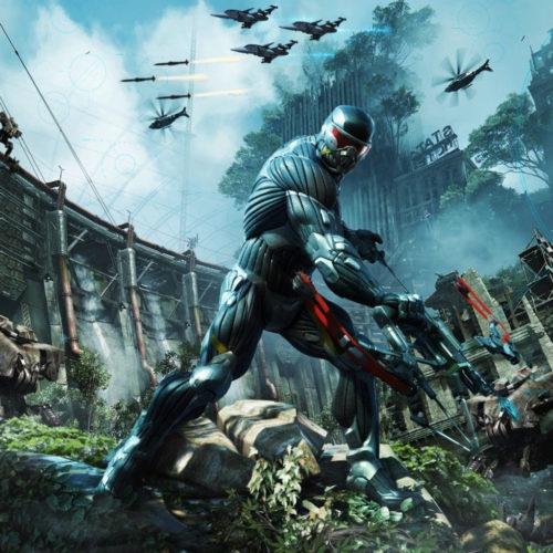 ساخت ریمستر Crysis 3